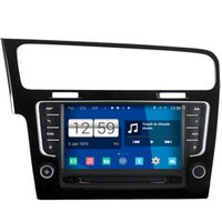 Wholesale Volkswagen Golf Vii - Winca S160 Android 4.4 System Car DVD GPS Headunit Sat Nav for VW Golf 7   MK7   VII 2013 - 2014 with Wifi Radio Tape Recorder