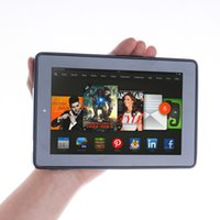 Wholesale kindle fire tablet cover resale online - TFY Padded HandStrap plus Tablet PC Cover Case for Fire HD Edition Black