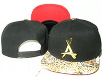Wholesale Tha Alumni Snapback Sale - hot sale black leopard adjustable tha alumni adjustable snapback sports hats causal snapback baseball caps DDM