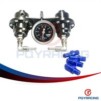 Wholesale Oil Regulators - PQY STORE-TM TYPE'S Fuel Pressure Regulator  Fuel Regulator With Fuel Press Oil Gauge PQY7543