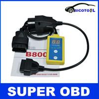 airbag zurücksetzen tool für bmw großhandel-Großhandels-Fachmann B800 SRS Scanner und Resetter-Werkzeug B800 Airbag-Scan / Zurückstellen-Werkzeug-Airbag-Scanner Passen Sie E36 E46 E34 E38 E39 Z3 Z4 X5 auf