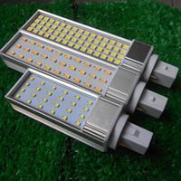 Wholesale Plc Corn - high power g24 led lamp g24d-3 g24 led plc 13w 2-pin 7W 9W 10W 11W 12W 13W 14W 8W g24 led downlight AC85-265V