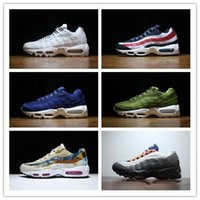 Wholesale Men S Max Shoes - Wholesale - Wholesale 95 Men&039;s and Women&039;s Fashion Casual Shoes Cushion Sneakers Top quality Maxes Mens Trainers Shoes Size 36-46