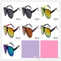Wholesale Top Brands Wayfarer Sunglasses - 2015 EXPERIENCE Brand Cycling Sports Outdoor Sunglasses designer sunglasses for men women 12 colors top selling sun glasses 500pcs B84