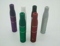 Wholesale Ego G5 Atomizer - Ago G5 atomizer dry herb Vaporizer wax atomizer E-Cigarette rda Atomizer tank fit ego EVOD AGO E-Cigarette battery VS GLASS ATOMIZER