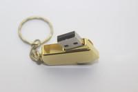 Wholesale flash drive strap - Delicate Mini Durable USB Flash Drive Wrist Strap 64GB USB Stick thumbdrive pen drive gift