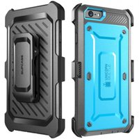 Wholesale Blue Green Beetle - Supcase For iPhone 6S Plus & 6 Plus Unicorn Beetle Pro Full Body Rugged Holster Case With Screen Protector