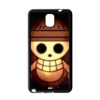 Wholesale One Piece S3 - One Piece Pirate Logo phone case for iPhone 4s 5s 5c 6 6s Plus ipod touch 4 5 6 Samsung Galaxy s2 s3 s4 s5 mini s6 edge plus Note 2 3 4 5