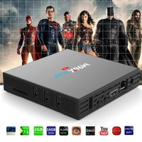 Wholesale Wifi 5ghz - S912 octa core M96X PLUS Android 7.1 tv box 2GB 16GB 5ghz wifi KD17.3 add-ons fully loaded smart boxes bluetooth4.0