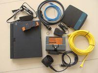 icom a2 hdd toptan satış-Sıcak! 08/2015 profesyonel tarama aracı wifi BMW ICOM A2 + B + C için Teşhis Aracı 500 GB HDD + X200T 4G BMW ICOM A2 Laptop