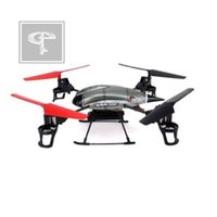 Wholesale Quadricopter Camera - Wholesale-WLToys V959 2.4G 4CH RC Quadcopter Quadricopter 4-Axis GYRO Remote Control Helicopter UFO WL Toys RTF with Camera Free Shipping