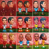Wholesale Finish Order - 60pcs Mix Order KODOTO Soccer Soccerwe Doll Dolls Football Basketball Star Display Toy