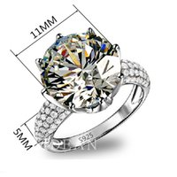Wholesale african jewelery - New hot Fine jewelry Fit Pandora Authentic 92 silver Crystals From Swarovski 12 Month women birthday ring Wedding jewelery