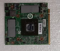 Wholesale Mxm Ii Graphics Cards - Wholesale-9600MGT VGA card DDR3 512M VG.9PG06.006 G96-630-A1 MXM-II slot Card for Acer Aspire Graphics card