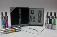 Wholesale kanger liquid - Mini protank 3 glass atomizer Kanger protank 3 coils fit for 510 batttery evod vape mod vape pen vaporzer for e liquid