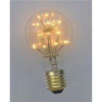 Wholesale Glass Globe Bulb Pendant - LED Filament Bulbs A19 E26 E27 B22 3W Retro Edison Bulb Round 360 Degree Clear Glass Lighting LED Edison Bulb Pendant Light Lamp