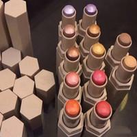 Wholesale Red Highlighter - 12 Colors Fenty Beauty Concealer Makeup By Rihanna Longwear Shimmer Skin Stick Starstruck Highlighter Power Concealer Make Up free shipping