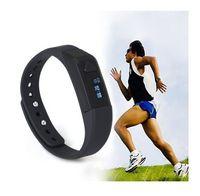intelligente handyuhr für iphone großhandel-Freies Epacket, HX-022 Bluetooth 4,0 IP67 imprägniern intelligente Uhr-intelligente Armband-Sport-Uhr für Iphone HTC NOKIA androiden Handy