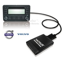 Wholesale Usb Mp3 Changer - Yatour Car Digital Music Changer USB MP3 AUX adapter For Volvo SC-XXX radios Mini Din yt-m06