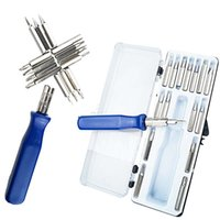 16 en 1 Tournevis téléphone mobile / ordinateur portable / notebook / ordinateur Repair Tool Set ZH468