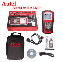 Autel AL619 Autolink OBD2 CAN Code Reader SRS ABS Airbag Engine Diagnostic Scanner Tool
