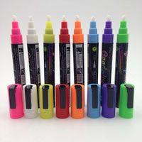 Wholesale Glass Pen Marker - 2017 Lowest price New Oil Marker Paint Marker Pen TOYO Paper Mark Paint Car Bike Glass Mark Pen Multi-color