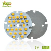 Wholesale 5w Led Modules - High quality 5C5B 15V 300mA 2835 SMD LED module 5w for led bulb lamps light 450lm 2700-7500k Free shipping