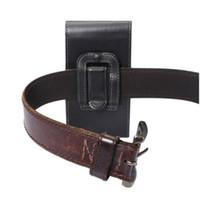 clip handytaschen großhandel-Man's Style Gürtelclip Vertikale Haut Tasche aus Leder Geldbörse für Samsung Galaxy S6 Edge G9250 Handytaschen