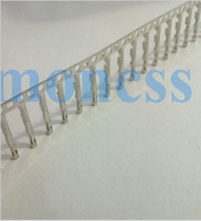 Wholesale Pin Connector Dupont - Wholesale-100Pcs Dupont Jumper Wire Cable Housing Female Pin Connector Terminal 2.54mm