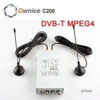 Speciale GPS DVB-T MPEG4 Box Digital TV per Android 4.2 / 4.4 Car DVD.The Articolo misura appena per la nostra automobile DVD