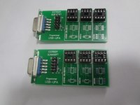 adaptadores usb usb venda por atacado-Atacado-Free envio 3pcs / lot upa usb rpogrammer adaptador eeprom UPA USB 1.3 eeprom adaptador