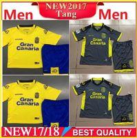 Wholesale Prince Homes - Thai quality 2017 2018 Las Palmas Men kit Soccer Jersey 17 18 PRINCE JESE VALERON home away Football jerseys Shirt