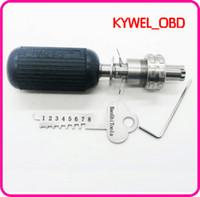 Wholesale Tubular Key Cutters - 7 pins haoshi tubular lock pick set ,tubular key cutter ,professional locksmith supplies locksmith tools lock pick