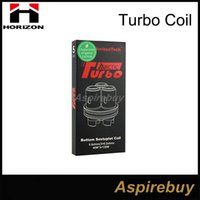 Wholesale Bottoms Diy - 100% Original Horizon Arctic Turbo Coil Bottom Sextuplet Coil for Arctic Turbo Tank and Arctic Turbo DIY Coil Set RDC Coil Set