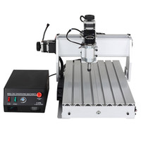 Wholesale Cnc Router Ball Screw - High accuracy CNC 3040Z-DQ 3 axis Router Wood Engraving Machine Engraver with limit switch with 1204 ball screw (with auto-checking tool)