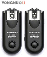 Wholesale F08977 RF II C3 Yongnuo RF603II Wireless Flash Trigger for Canon D DII DIII D D FreePost