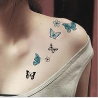 Wholesale Temporary Tattoos China - China Tattoo Sticker Body Tattoo Stickers Waterproof Tattoo Sticker Chinese Style Temporary Tattoos Tattoo stickers