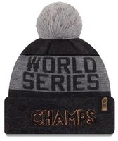 Новые Beanies 2017 WS Champions Knit Бейсбол Beanie Pom Knit Hats Sports Beanies Mix Match Order Футбол Баскетбол Хоккей Все шапки