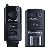 Wholesale Trigmaster Wireless Flash - Trigmaster II wireless flash for sony 2.4G,MXII-s form aputure Shutter Release Cheap Shutter Release Cheap Shutter Release