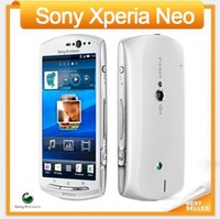 Wholesale Neo Mt15i - MT15i Original Sony ericsson Xperia Neo MT15 Mobile Phone 3.7inch TouchScreen Android GPS WIFI 8MP Free Shipping