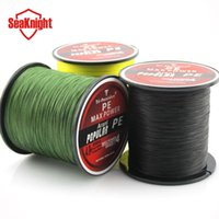 Wholesale Poseidon Fishing Brand Line - SeaKnight Brand 300M Tri-Poseidon Series Super Strong Japan PE Spectra Braided Fishing Line Fishing Tackle Fish Line 8-60LB