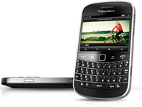 Wholesale Keyboards Azerty - Original Blackberry 9900 AZERTY QWERTY Keyboard 2.8 inch WiFi GPS 5.0MP Refurbished Cell Phone