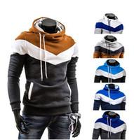 Wholesale New Cotton Coat Fur Collar - New Arrival! Men's Coat Slim Fit Autumn Winter Fur Collar Hoodie Coats Men's Hoodies & Sweatshirts Jacket M-XXXL