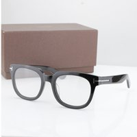 Wholesale Pc Wipes - Women and Men full-rim Eyeglasses Frame Acetate Optical Frame 5179 Spectacles Frame Fashion Brand Designer oculos de grau feminino gafas