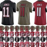 Wholesale Footballs Ryan - Youth Men Atlanta 2 Matt Ryan 11 Julio Jones 24 Devonta Freeman 21 Deion Sanders Jersey Falcon Jerseys Vapor Untouchable Limited jerseys