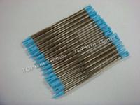 Wholesale Stylus 3ds - Wholesale-50pcs lot for Nintendo 3DS Stylus pen touch pen metal pen repair part