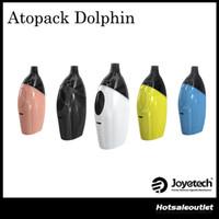 Wholesale Starter Kits Joyetech - Authentic Joyetech Atopack Dolphin Starter Kit All-in-one Style with 6ml e-Juice Capacity and 2100mAh Battery E cig Kit 100% Original
