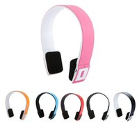 Wholesale Buetooth Headset - 2016 Top Fashion Headphone Usb 2.4ghz Bluetooth Stereo for Audio Headset Buetooth V3.0 Edr with Mic Noise Cancelling for Celllphone Bh23