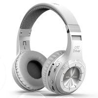 Wholesale Casque Sans Fil - Wholesale-Original Bluedio bludio Bluetooth V4.1 Wireless Headphone Bulit-in Microphone Noise Isolating Headset casque sans fil ecouteur