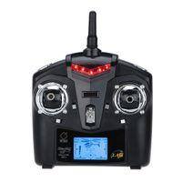 Wholesale Transmitter Wltoys V939 - Original RC Part WLtoys WL-R6 2.4GHz 4CH Transmitter for WLtoys V911S V911 V912 V913 V929 V939 V949 V959 RC Helicopter